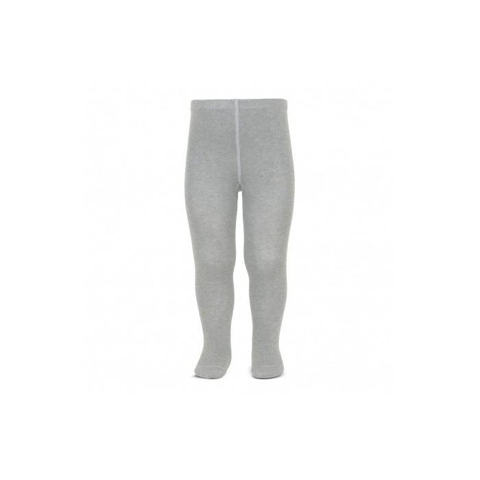 Jersey de lana gris gatito bordado y culote
