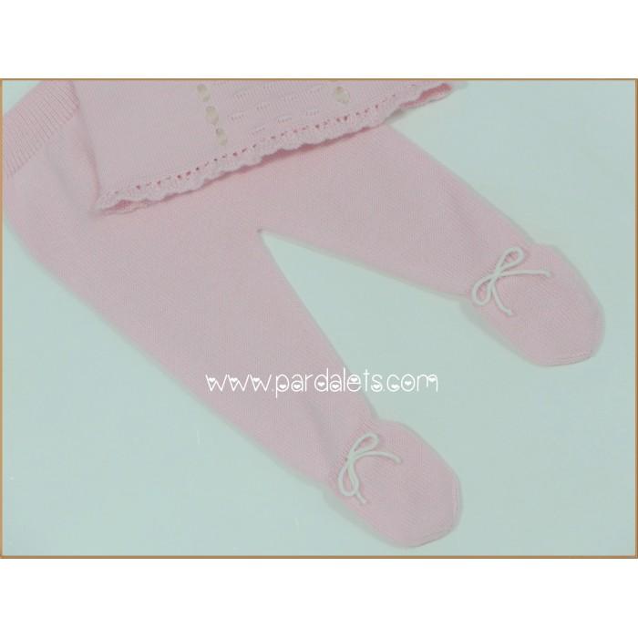 Saco de capazo ochos lana gris Uzturre