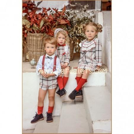 Vestido coral Eve Children