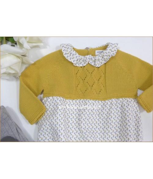Conjunto camisa y short celeste Agata Marta y Paula