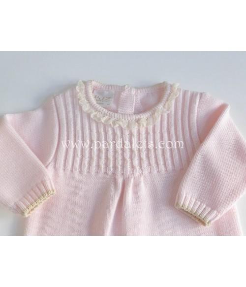 Camisa plumeti rosa Mac Ilusion