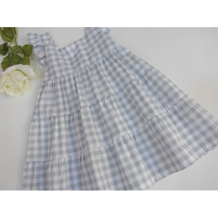 Short de lino blanco