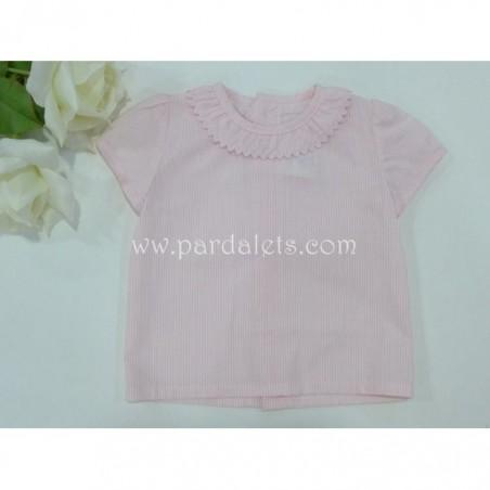 Portachupete plastificado rosa Uzturre