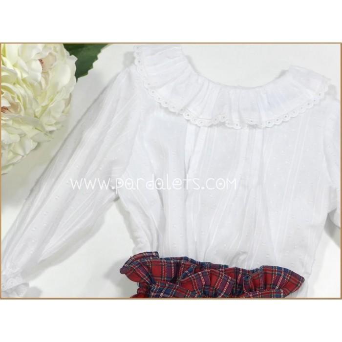 Capota lana blanca